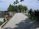 Chodníky ke hřbitovu 2008