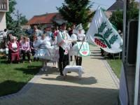 Svěcení obecních symbolů 2008