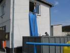 Oprava budovy OÚ